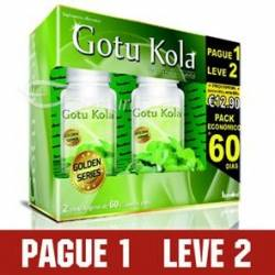 GOTU KOLA KIT PAGUE 1 LEVE 2