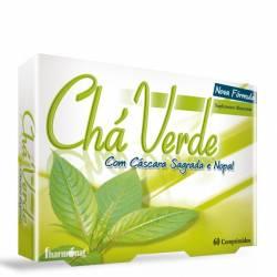 CHA VERDE + CASCARA SAGRADA COMPRIMIDOS