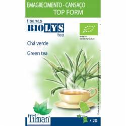 Tilman Chá Verde 70g (20x saq)