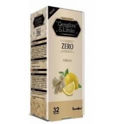 Gengibre e Limão Fharmonat (32 cáps)