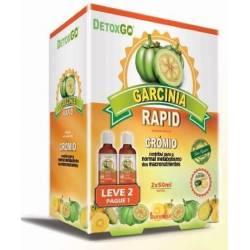 DetoxGo Garcinia Rapid Fharmonat Leve 2 Pague 1