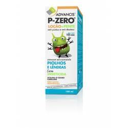Advancis P-Zero Loção + Pente Sem inseticida