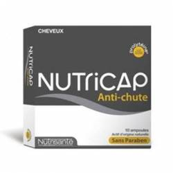 NUTRICAP ANTI-QUEDA CÁPSULAS