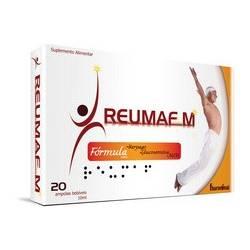 REUMAF M + GLUCOSAMINA AMPOLAS