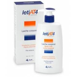 LETI AT4 LEITE CORPORAL 500ML