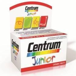 CENTRUM JUNIOR 60 COMPRIMIDOS
