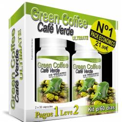 FHARMONAT GREEN COFFEE ULTIMATE – Pague 1 Leve 2